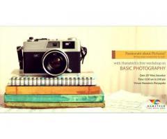 Free Hamstech Photography Workshop