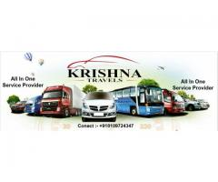 KRISHNA TRAVELS : CAR RENTAL, TAXI CAB IN BHOPAL