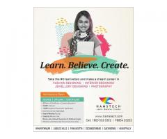 Dream,Design, Discover & More Only with Hamstech. Enrol Today!