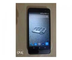 Micromax E455 4G mobile excellent condition