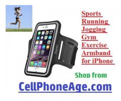 Sports Running Jogging Gym Exercise Armband for iPhone
