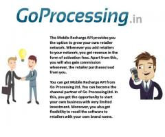 Mobile Recharge API - Open Your Own New Business With It