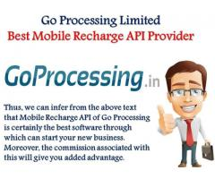 Mobile Recharge API - Open A New Business Via Less Investment
