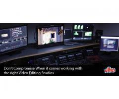 Don't Compromise When it comes working with the right Video Editing Studios