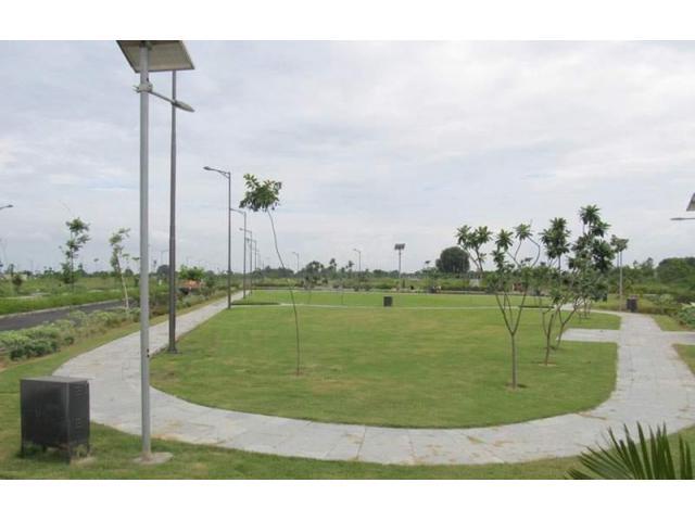 DLF Garden City -Plot on Raebareli Road