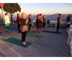200 Hour Yoga Teacher Training Course In Rishikesh,India