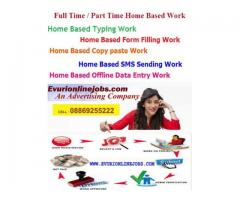 Hurry up attractive offers offline part time job