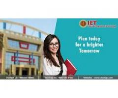 B.Tech in Electrical Engineering - IET College