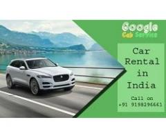 Car Rental in India - Google Cab Service