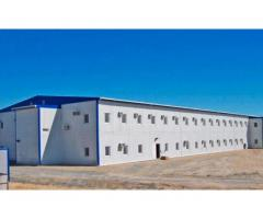 Prefabricated Structures/Buildings, Industrial Prefabricated Structures Manufacturer