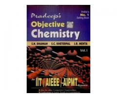 pradeep's objective chemistry both vol1&2.