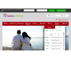 Perfect package for matrimonial software
