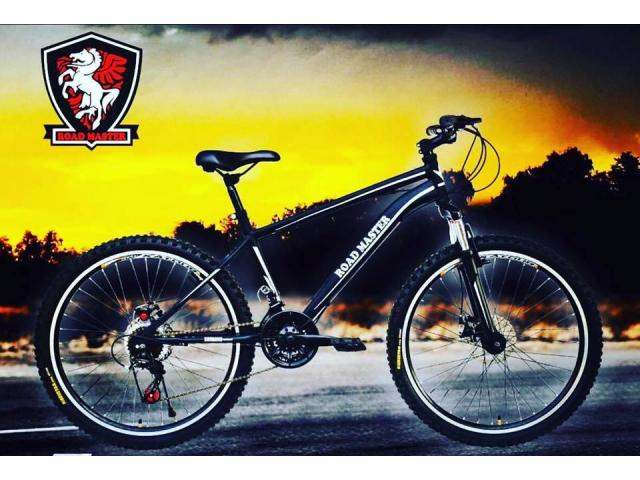 running with road master bicycle in all over India road master bicycle franchise