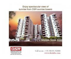 Buy DSR Lotus Towers - Apartments for sale in Whitefield