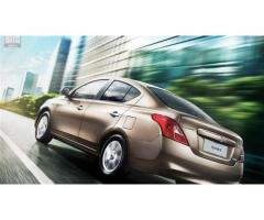 Sunny Nissan cabs for outstation trips in bangalore - Xingox