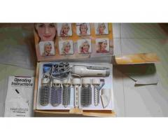 Hair Styler with seven attachments