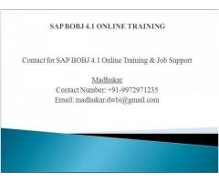 sap Business Objects 4.2 live project explanation
