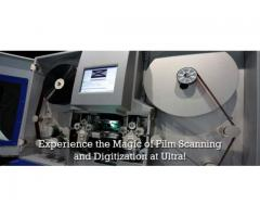 Experience the Magic of Film Scanning and Digitization at Ultra!