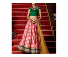 Visit Mirraw.com - To Buy Online Lehengas With Up to 90% Off