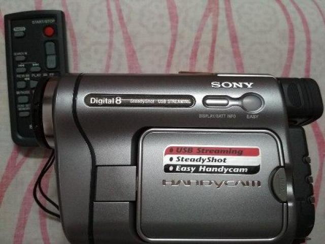 Sony Handycam Ccd-trv238e/trv438e Digital 8