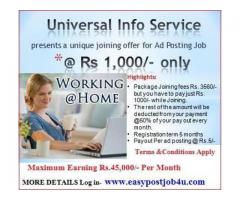 Great Income Platform For Fresher.