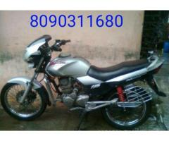 Ambition 135 cc bike with very good condition no much used for sale and mileage 50-55..