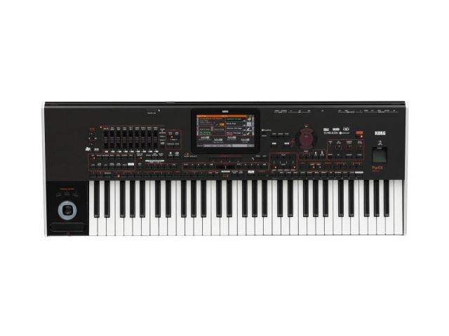 Korg Pa4X Oriental Professional Arranger Workstation Keyboard, 61-Key