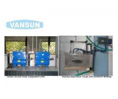 Milk parlour Automatised Equipment