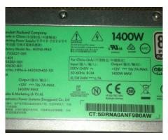 HP 733427-001/733428-401/754383-001/720620-B21 POWER SUPPLY