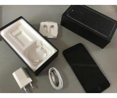 New Apple iPhone 7 Plus 256GB Black