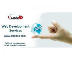 E- Commerce development services