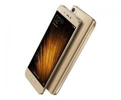 Mi 5 Gold with free premium back cover