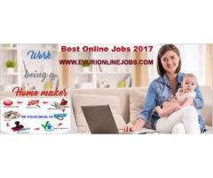 Part time Jobs,Home Based Jobs for House wives, Retired persons,