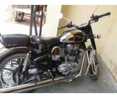 2014 Royal enfield classic chrome 500cc