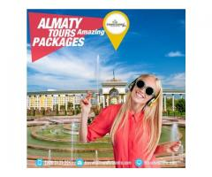 Almaty Tour Package 04Nights/05Days