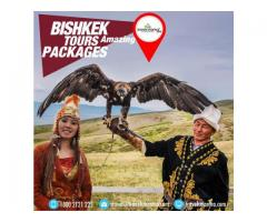 Bishkek Tour Package 04Nights/05Days