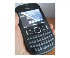 Nokia Asha 200 MOBILE IN EXCELLENT CONDITION FOR SALE (Black)