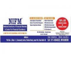 Get Certification from NIFM Digital Marketing Institute in Delhi