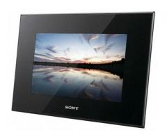 Sony Digital Photo Frame DPF-X95(9 inches)