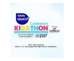 Kids Marathon Coimbatore, Sports Events in Coimbatore, Kids Running Events