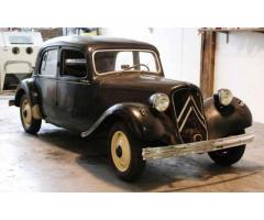 CITREON VINTAGE AND CLASSIC CARS,BUY-SELL,KERSI SHROFF AUTO CONSULTANT AND DEALER