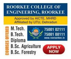 BEST ENGINEERINE COLLEGE IN ROORKEE