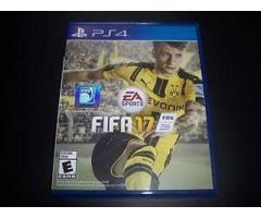 PS4 FIFA 17 STANDARD EDITION