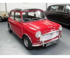 AUSTIN MINI VINTAGE AND CLASSIC CARS,BUY-SELL,KERSI SHROFF AUTO CONSULTANT AND DEALER