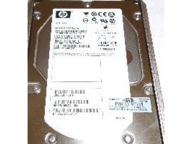 BF300DAJZQ HP 300-GB 15K FC HDD