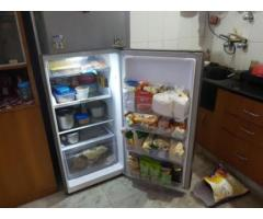 Samsung brand, Double door refrigerator 275 litres, frost free, 5 star rated