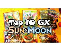 10 Pokemon Cards For Pokemon Card Collectors [[SUN AND MOON]] New Editions