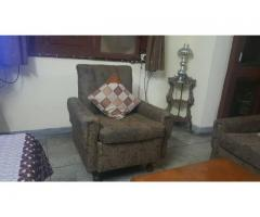 Sofa Set 3 + 2 with cushions