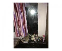 Double Bed and Dressing Table on Sale