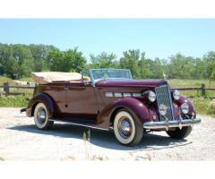 PACKARD  VINTAGE AND CLASSIC CARS,BUY-SELL,KERSI SHROFF AUTO CONSULTANT AND DEALER